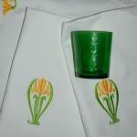 Art Nouveau Tulp