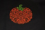 Raspberry Craft Napkin Halloween 001