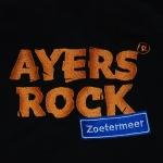 Raspberry Craft Ayers Rock Apron