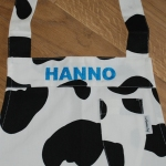 Cowprint Apron Small size