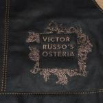 VictorRusso's Osteria leather apron detail