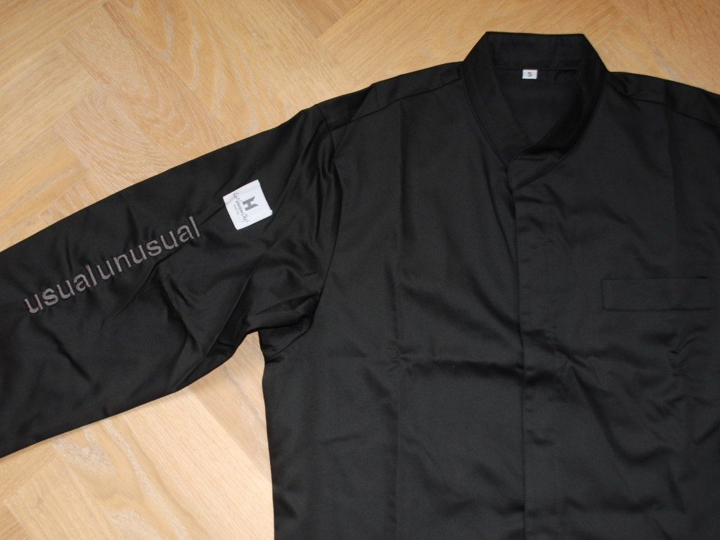 Koksbuis Gusto - zwart