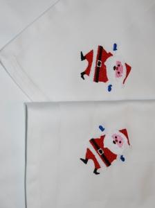 Servetten Santa01