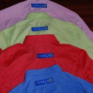 Curacao Overhemden voor vakantiebeurs