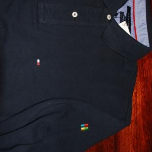 Poloshirts met subtiel Microsoft logo op de mouw