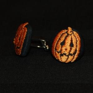 Halloween manchetknopen / cufflinks
